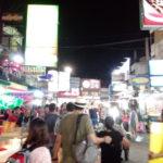 タイ二日目!! 第三ラウンド前編~バックパッカーの聖地と言われるカオサンロードに行ってみた~