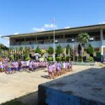 「タイ」アカ族の村ホームステイ二日目!! 小中学校見学、お寺見学、ハンモック!