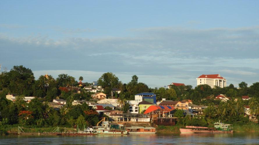 タイ六日目! 国境沿いの町チェンコンへ!&メコン川の絶景!