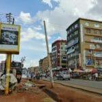 ケニアのキアンブ(Kiambu)という町に行ってきた