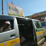スナノミ治療を支援していたKitaleの町からKisumuへ!